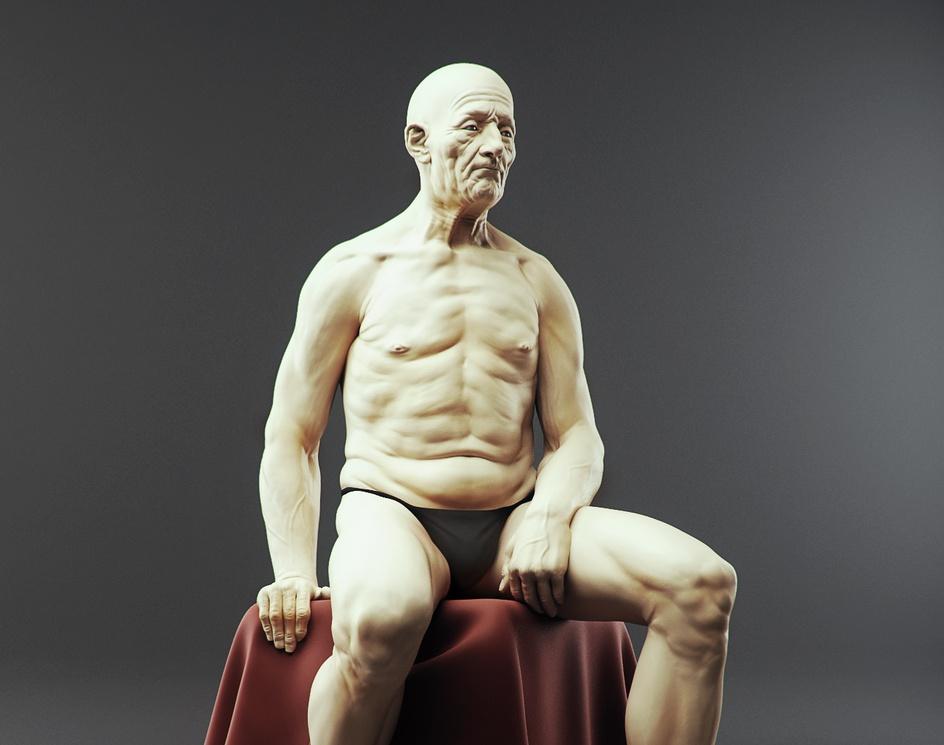 Old manby Fabio Paiva