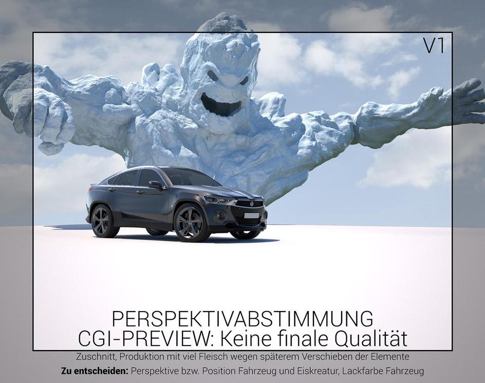 Ice Creature - Eberspächerby David Schaefer