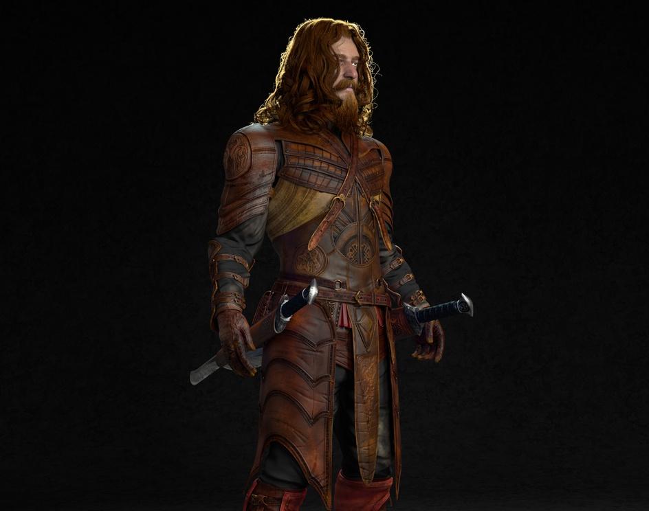 A Warriorby fadyka