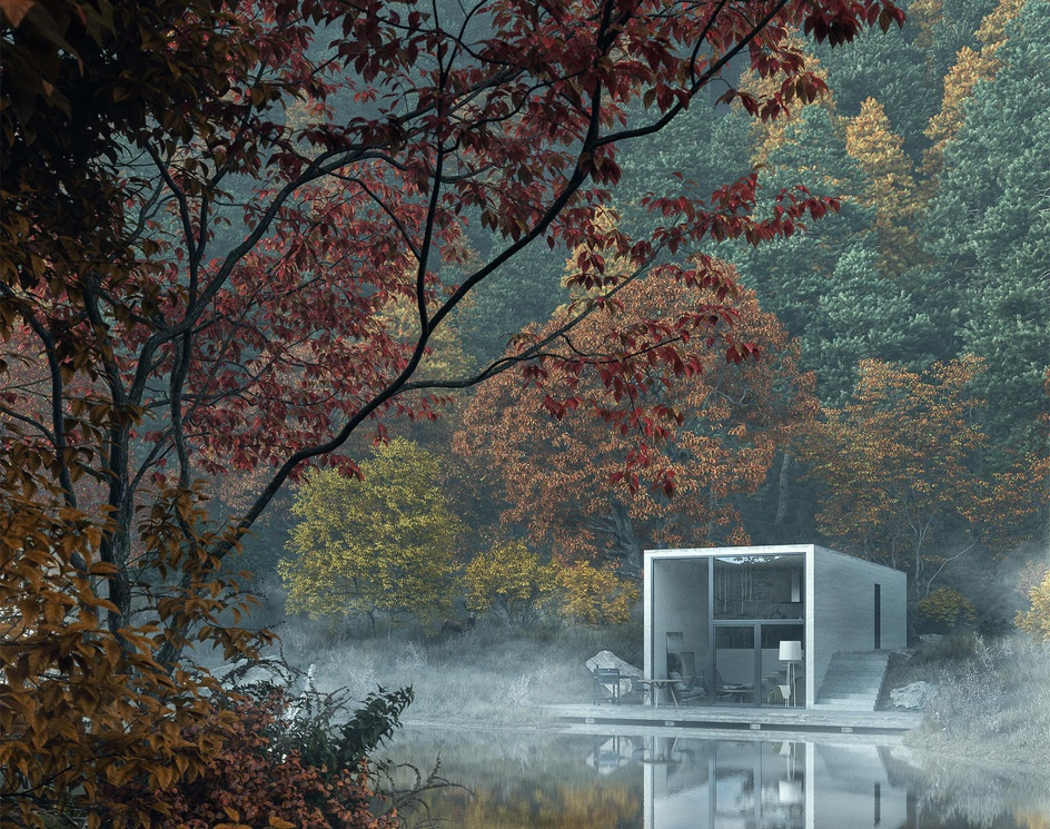 Far Awayby Black Cube Archviz