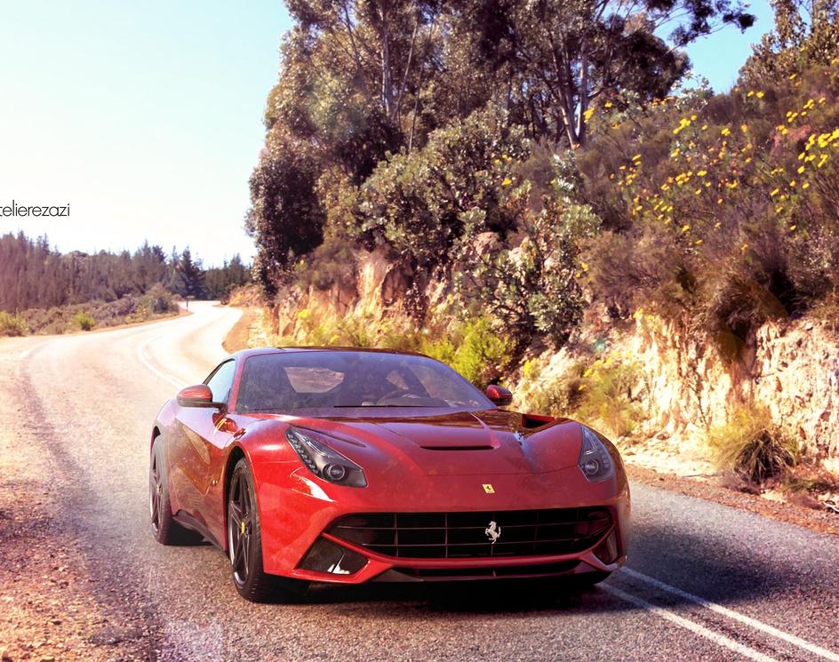 Ferrari Timeby Mohammad Hossein ezazi