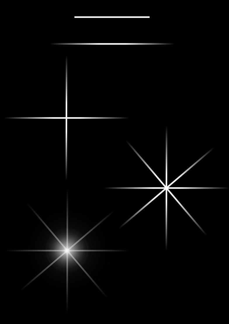 star and diamond layer shapes