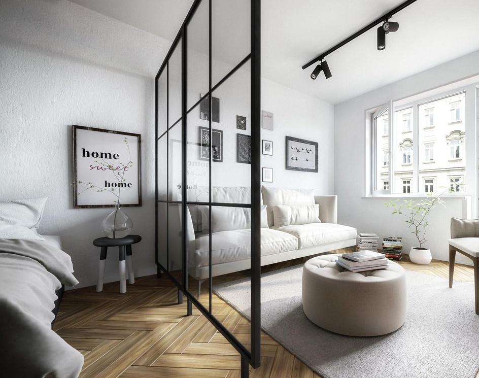White Interiorby Fillipe Farias