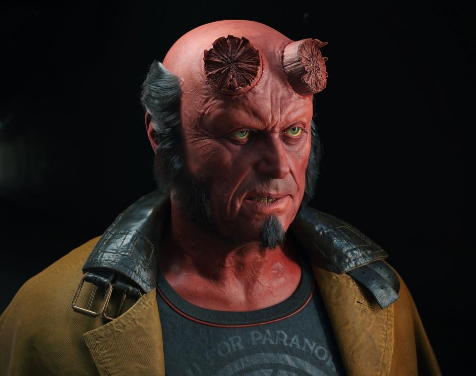 Hellboy(mcshane)by Mr. andrei szasz