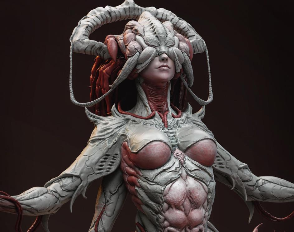 Flesh Eater Jennyby Subhratim Dhar