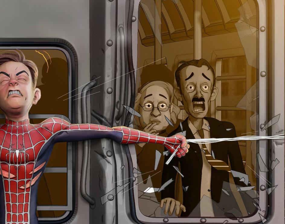 spidermanby pankaj