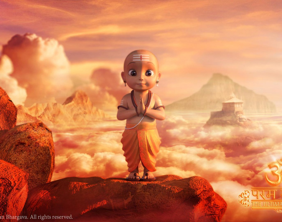 3D Concept Character with Matte Painting BG from Imaginationby Rohan_Bhargava