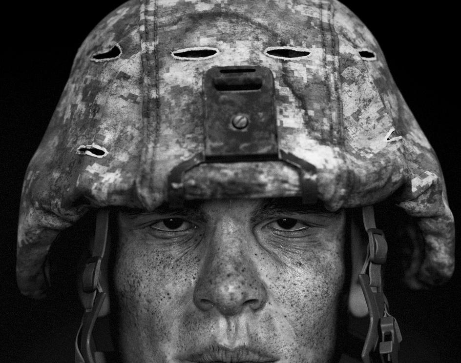 USMC Lcpl. Patrickby Nicoló Granese