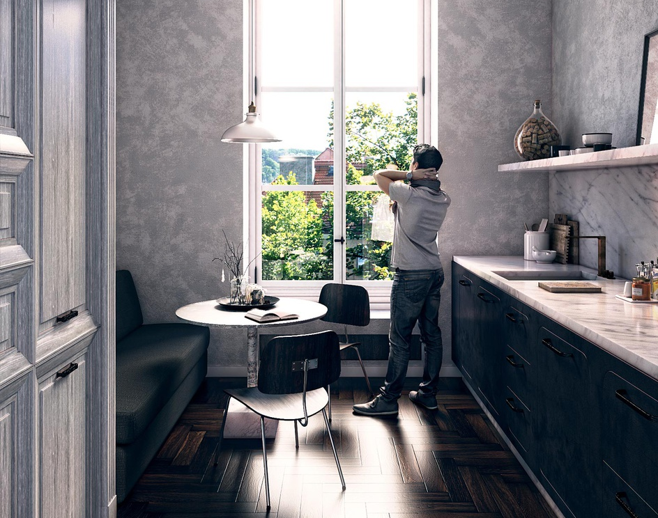 Interiors | Call of the Outsideby AlessandroBerti