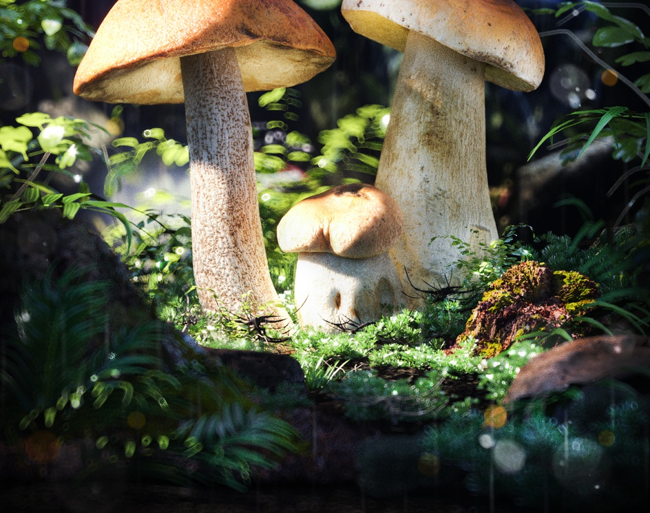 Mysterious gardenby esmail71