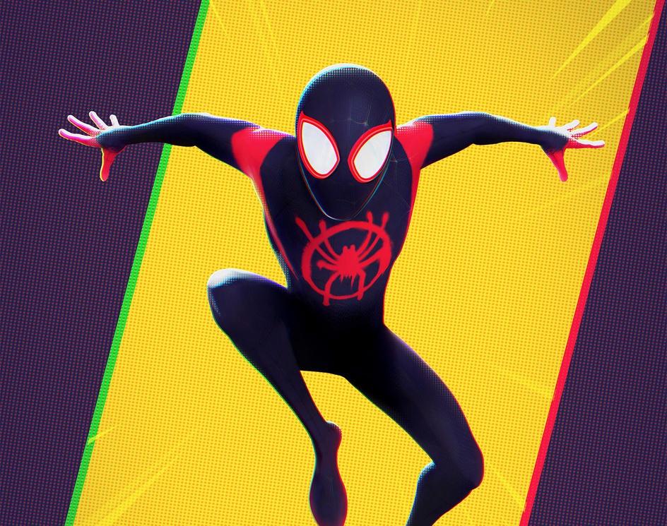 Spider-Man's Suit - Into The Spider-Verseby Morten Jaeger