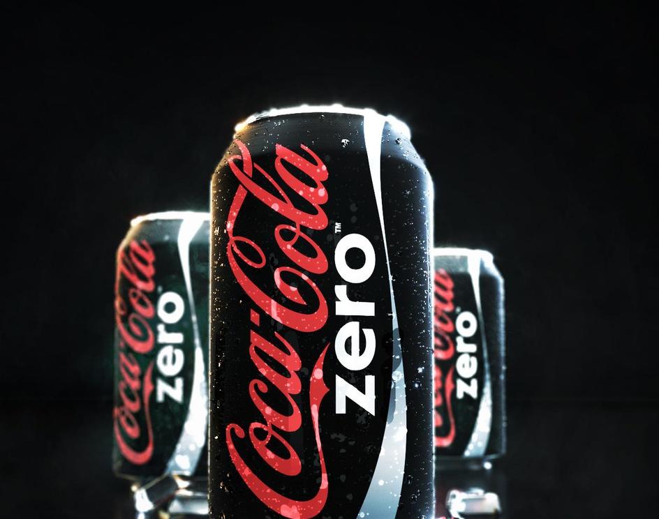 Coke Zeroby Ali Maghsudi