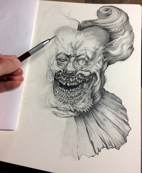 detailing pennywise