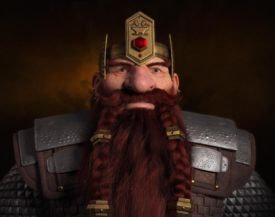 King Dwarfby Jose Pontes