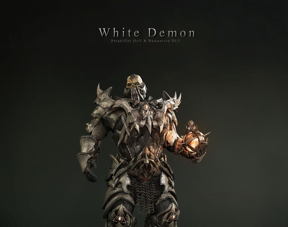 White Demonby firebat