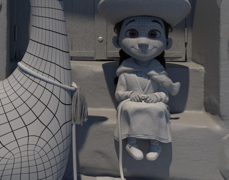 Cusco kidby Lucas Amaral