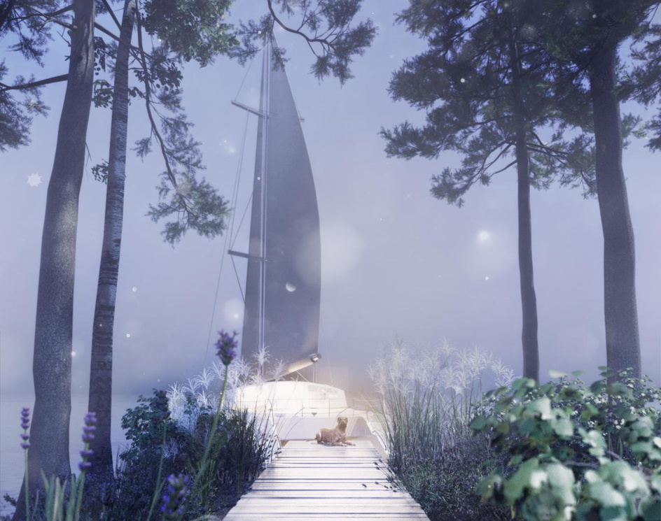 fog beachby shayan_sharify