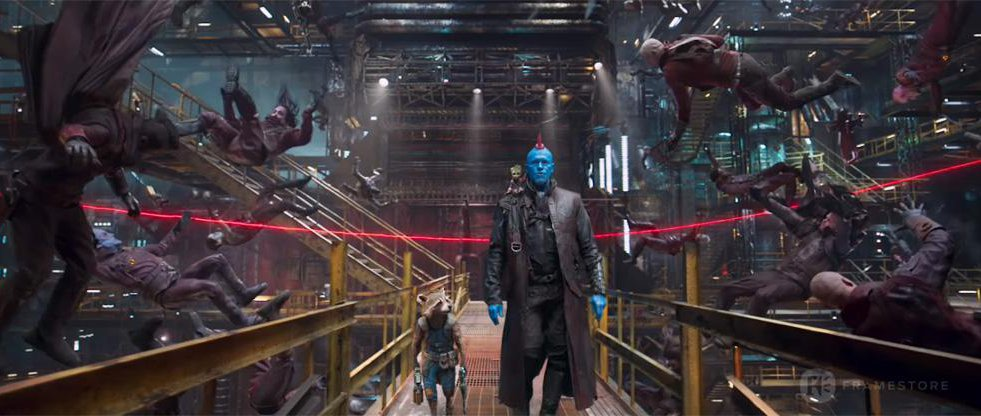 Framestore's VFX History in the MCU · 3dtotal · Learn