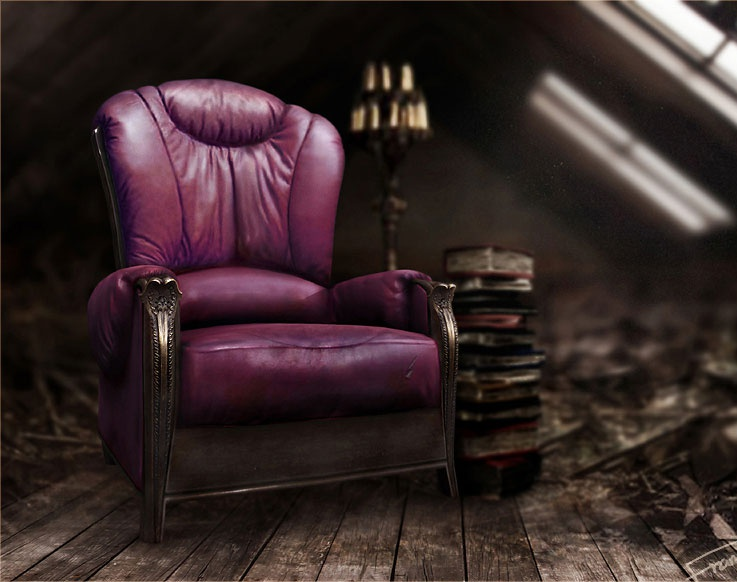 'Sofa'by Weiye Yin (Franc)