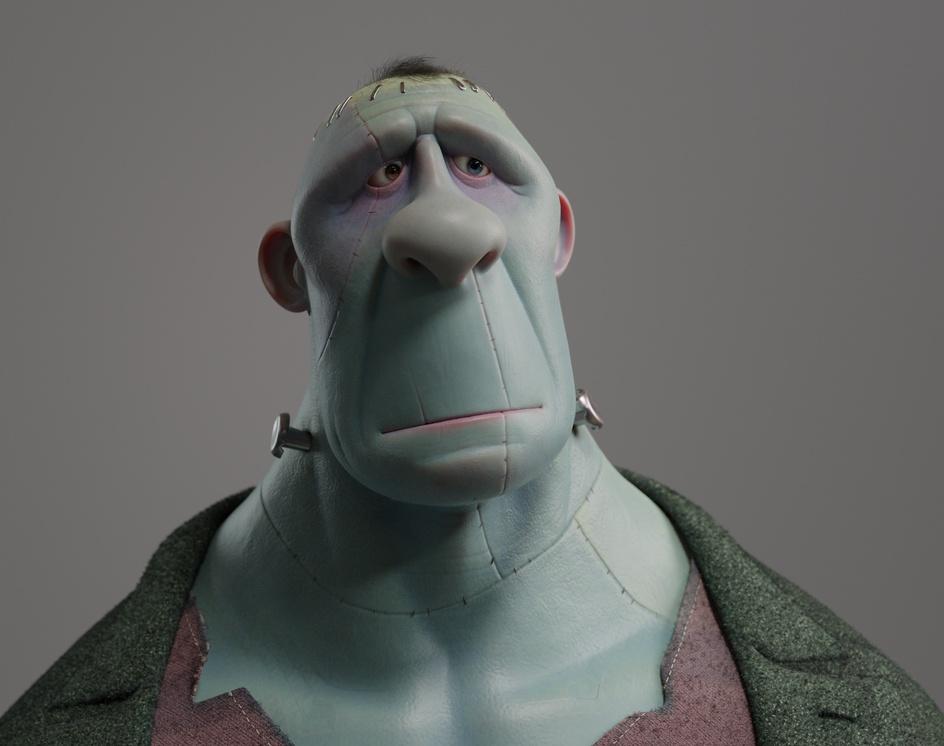 Frankenstein's Monsterby Artur Lattaro
