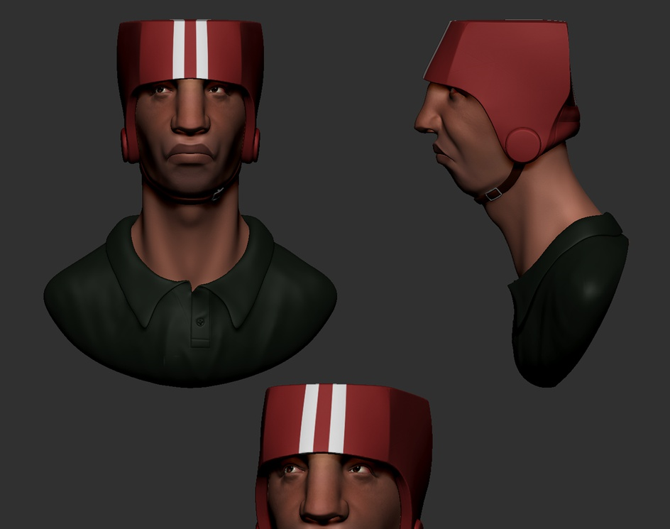 Frank - Based on a concept by Roman Semenenkoby Paulo Lima