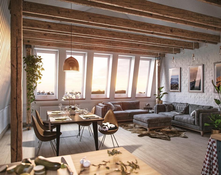 Slovakia Apartment.by Marcel Kuzma