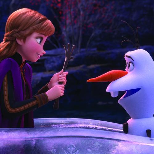 frozen 2 anna animation
