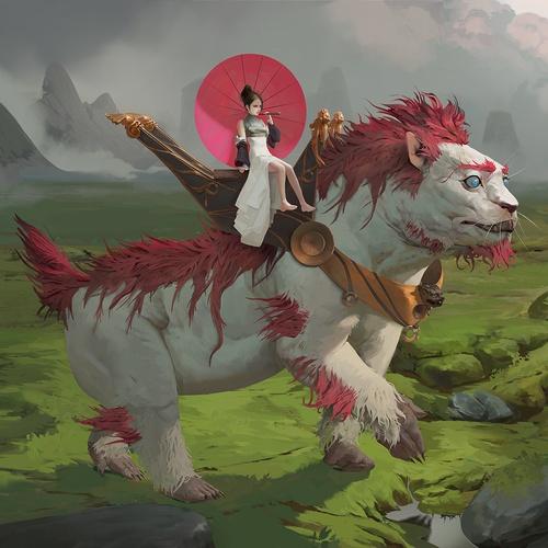 2d illustration digital digital art dragon asian concept design