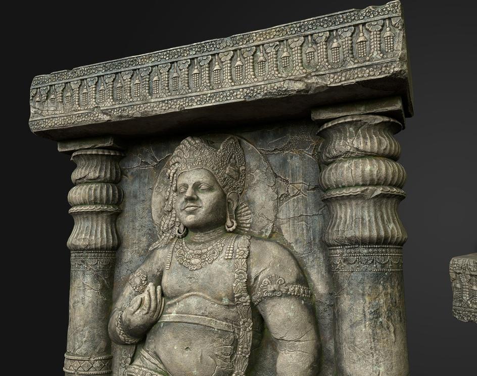 Facade Statueby Gagandeep Wason