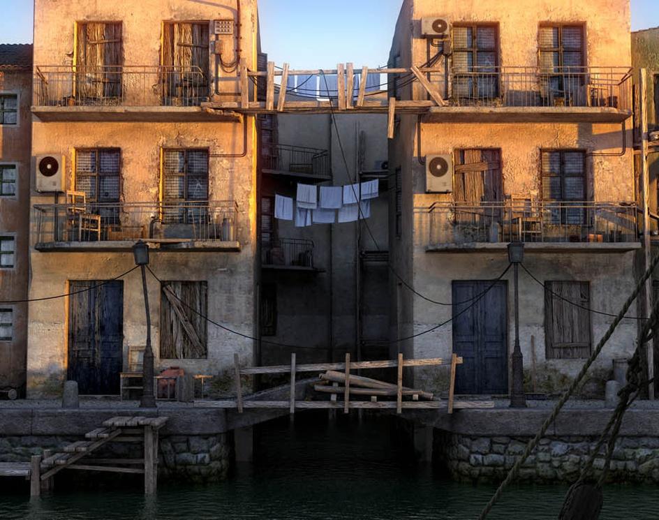 'Dock'by Olov Jacobsen