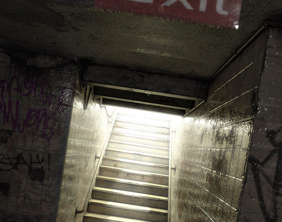 'Subway'by Javier Nunez