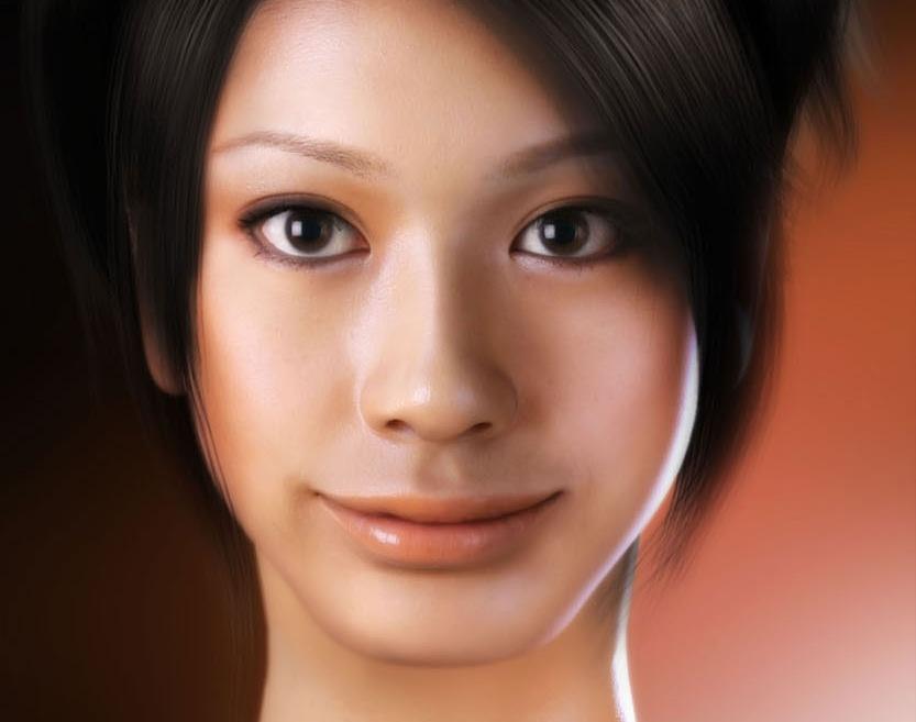 'CG Movie's Character'by Naoaki Kawamura