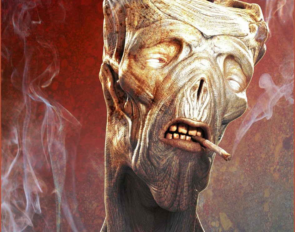 'Fume'by Alex Alvarez