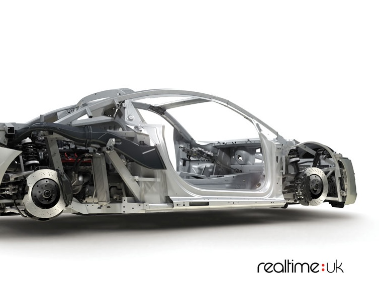 'RealtimeUK_AudiR8Spaceframe'by Laura_Realtime