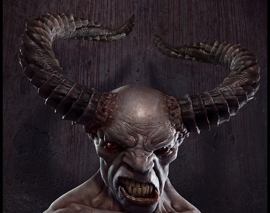 'Djavulen (The Devil)'by Par Tingstrom