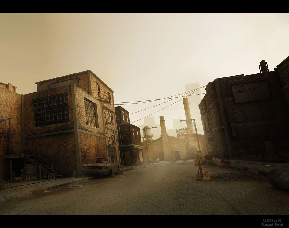 'Urban'by Donát Somogyi
