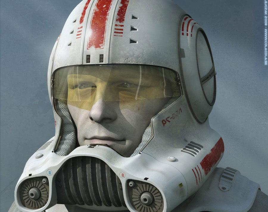 'Commander Pirx'by bazze