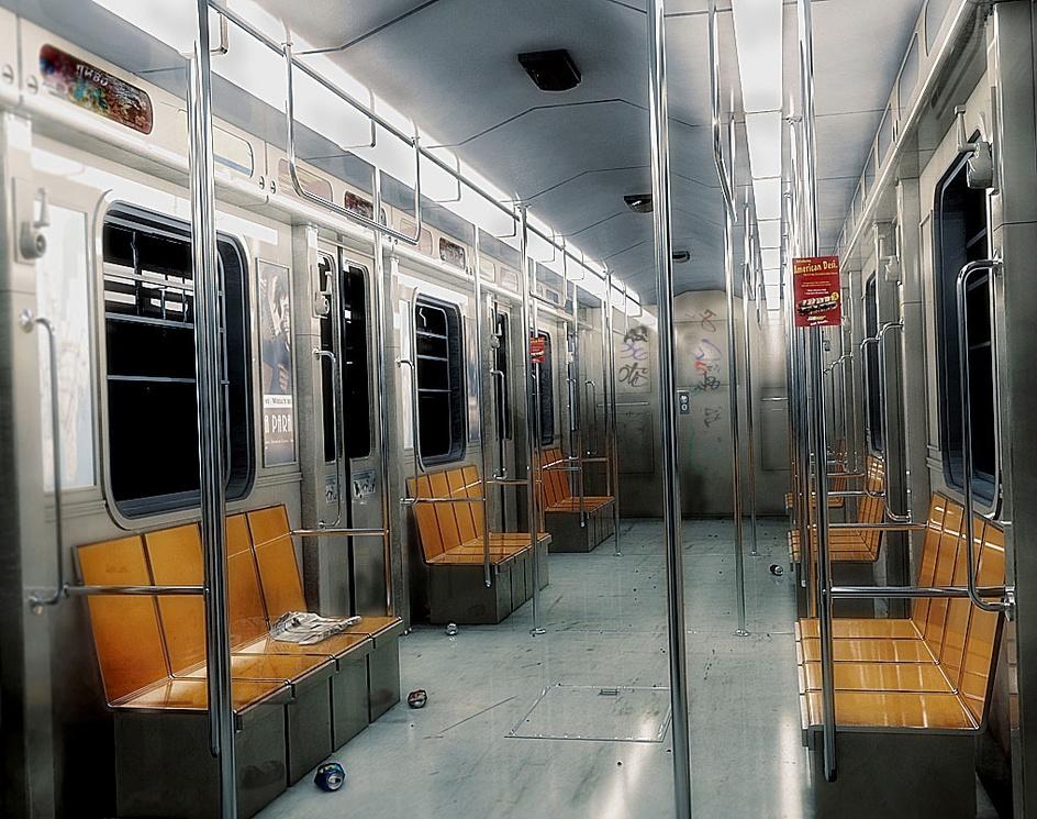 'Subway'by Volkan_Kacar
