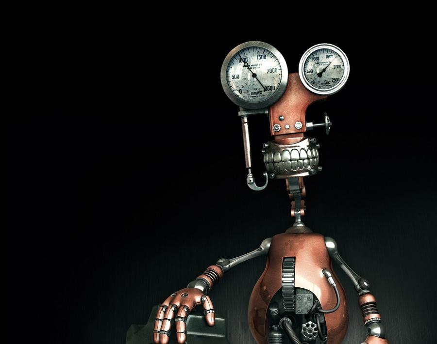 'Robot'by Fabio_M_R