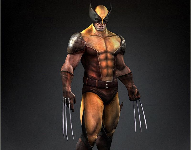 'Wolverine'by Donovan Keele