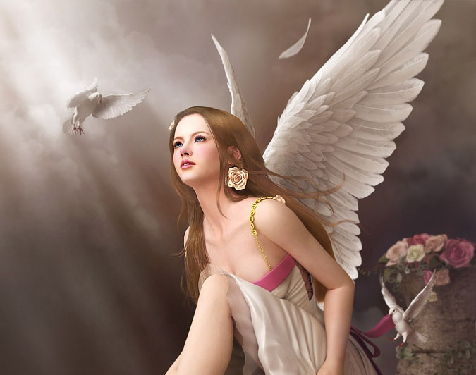 'Angel's Time'by Soa Lee