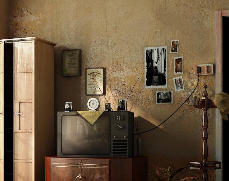 'Room'by Volkan_Kacar