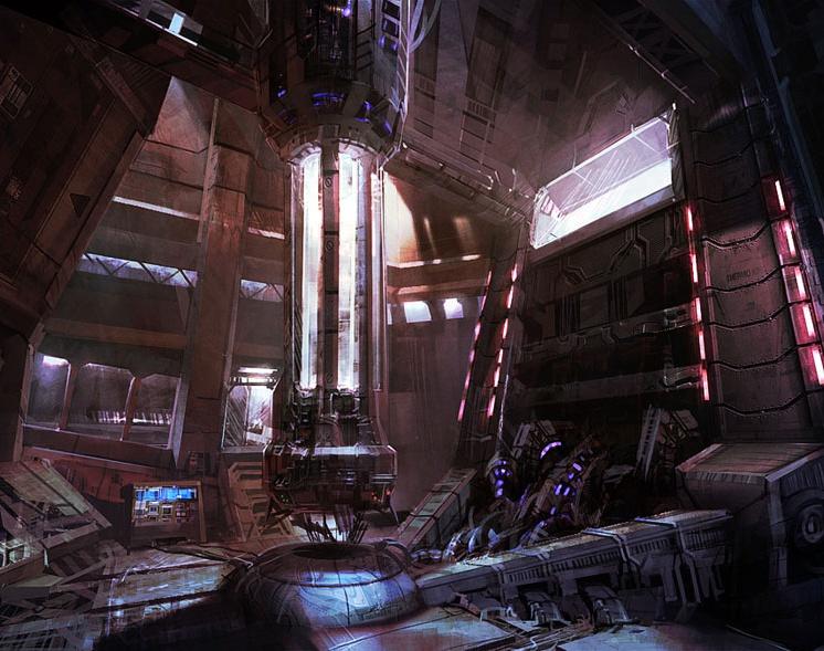 'DNA Fusion Lab'by da_darkmatter