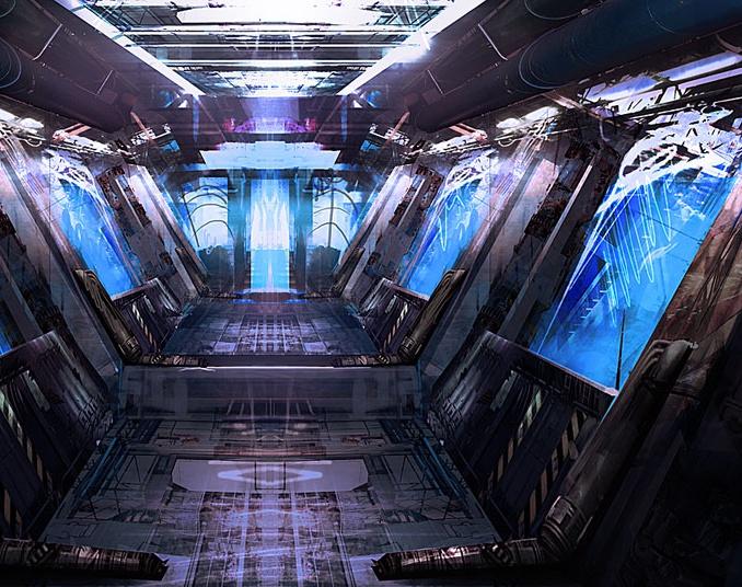 'Fusion Lab Catwalk'by da_darkmatter