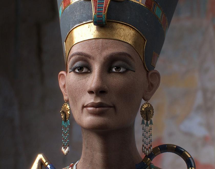 'Nefertiti'by Sven Geruschkat