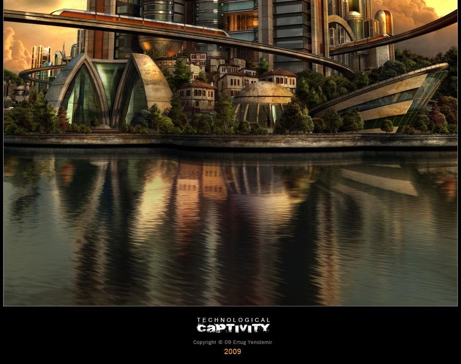 'Captivity'by Ertug yenidemir