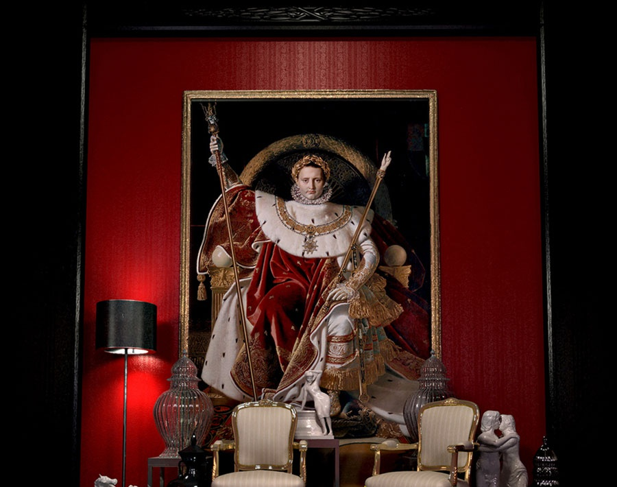 'napoleon room'by Aspa Goutmeni