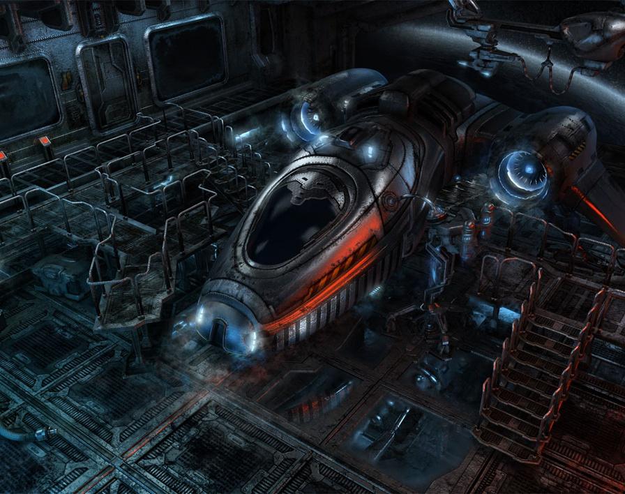 'Hangar'by Maksym_Khirnyy