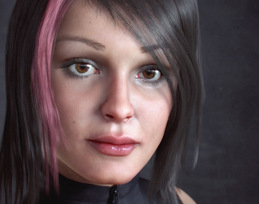 'Pink Assassin'by Strieder