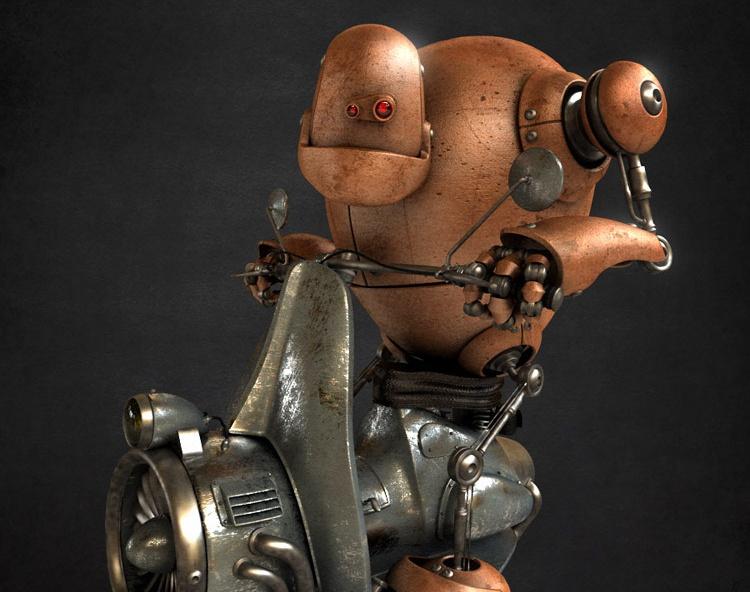 Robotby Lexxi